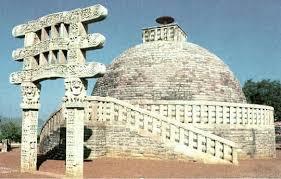 Храм в Древней Индии