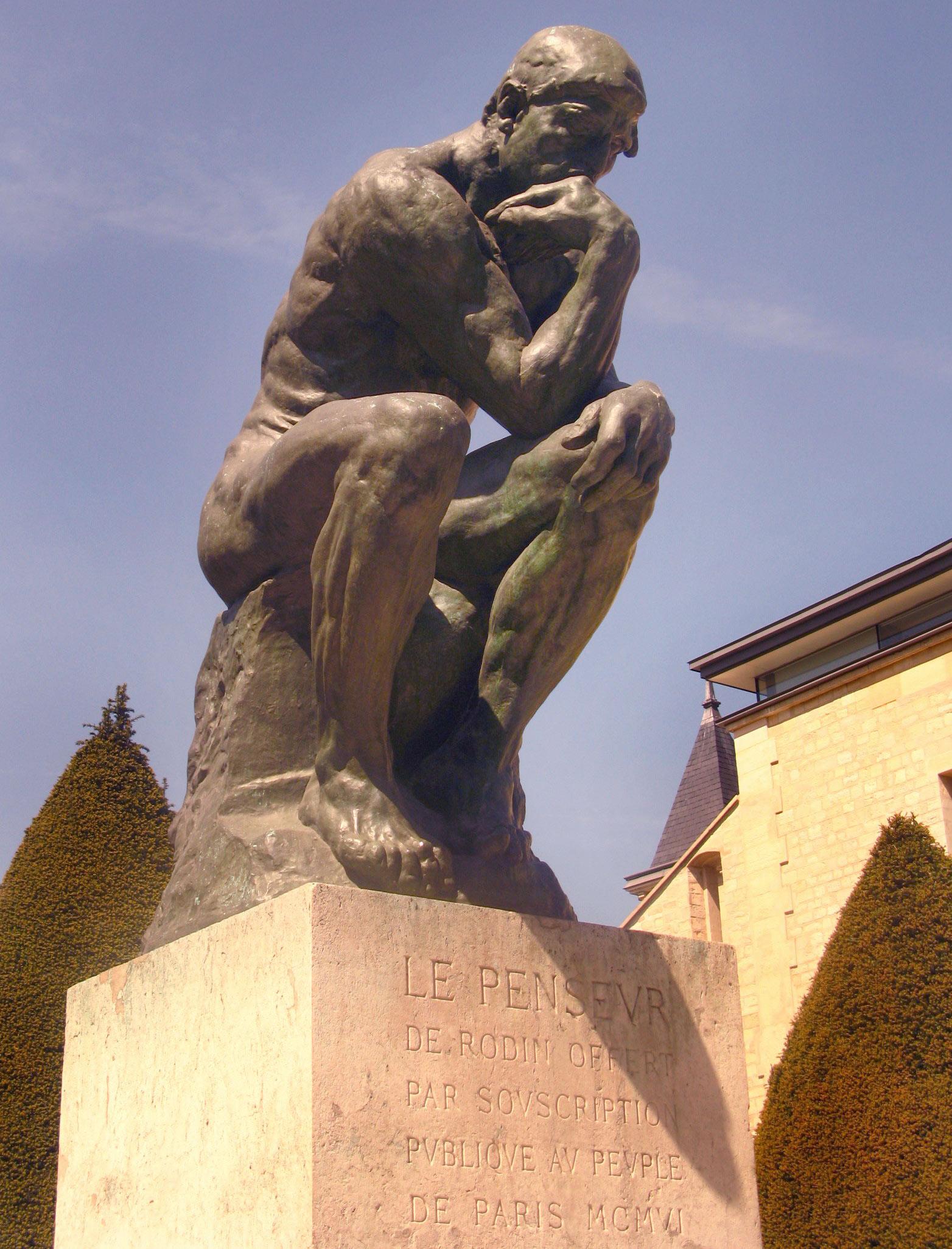 Роден, Мыслитель