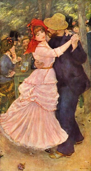 Ренуар, Танец в Буживале