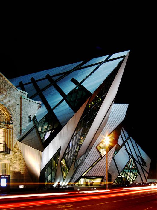 Королевский музей в провинции Онтарио