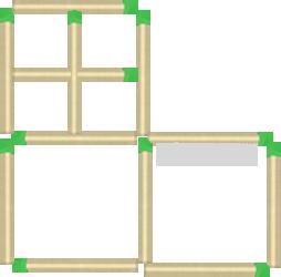 Ответ 7 квадратов