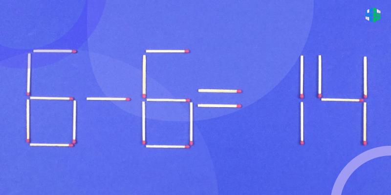 Задачи и головоломки со спичками
