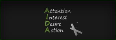 Рекламная модель AIDA