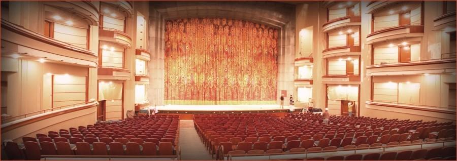 Театральное искусство 20 века доклад 8545