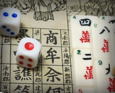 Онлайн-игра «Маджонг»