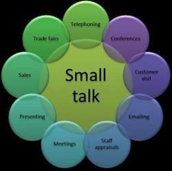 small talk в деловом общении