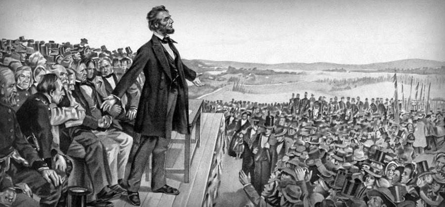 речь Линкольна
