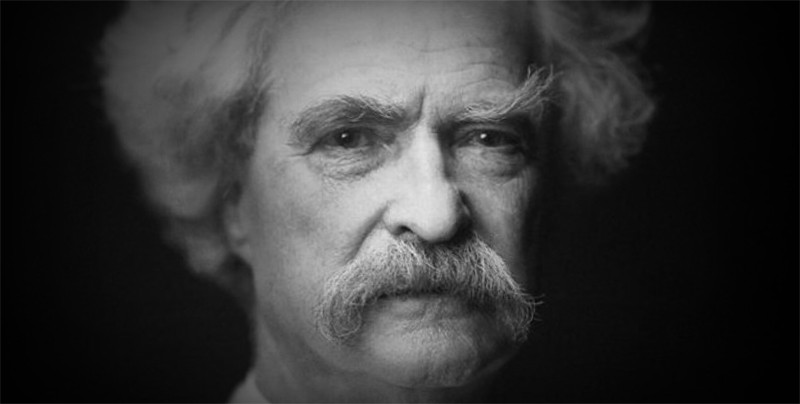 Как Марк Твен стал прекрасным оратором