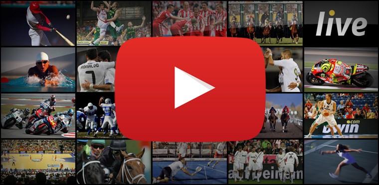 каналы для занятия спортом