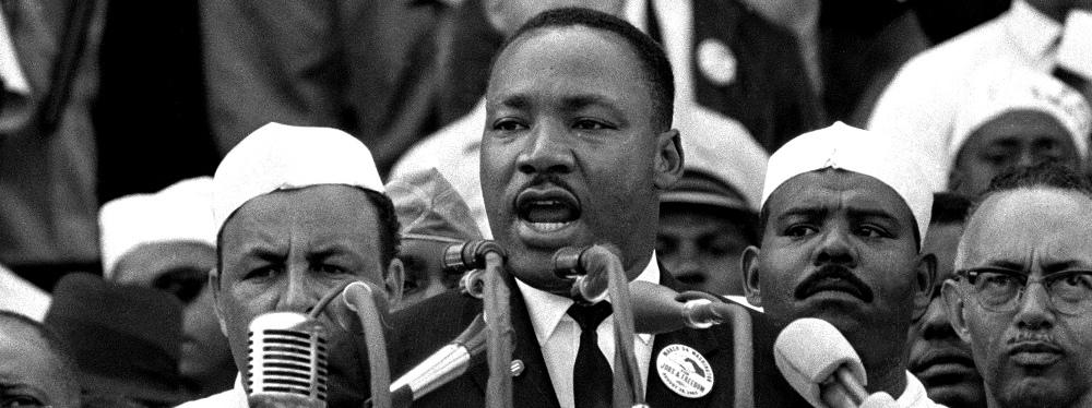 Речь Мартина Лютера Кинга «I have a dream» («У меня есть мечта»)
