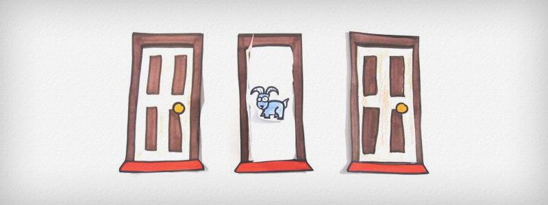 Задача про 3 двери
