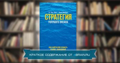 Чан Ким и Рене Моборн «Стратегия голубого океана» — краткое содержание
