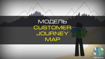 Модель «Customer Journey Map»