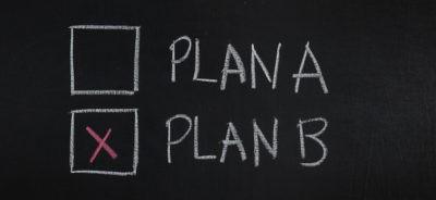 Должен ли у вас быть план Б?