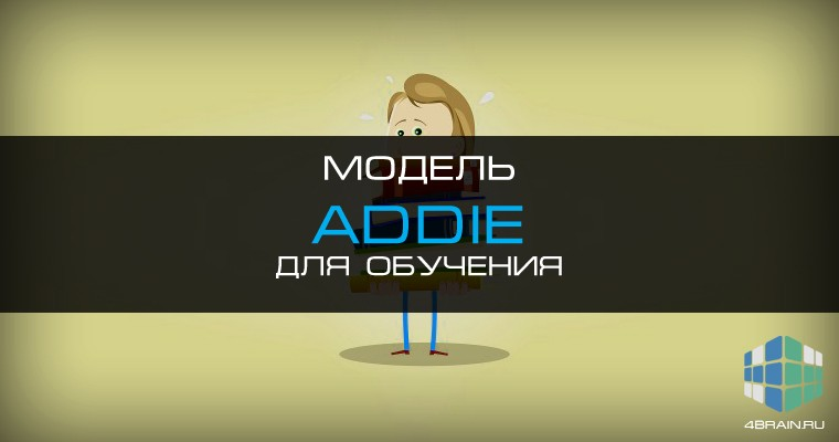 Модель ADDIE для обучения
