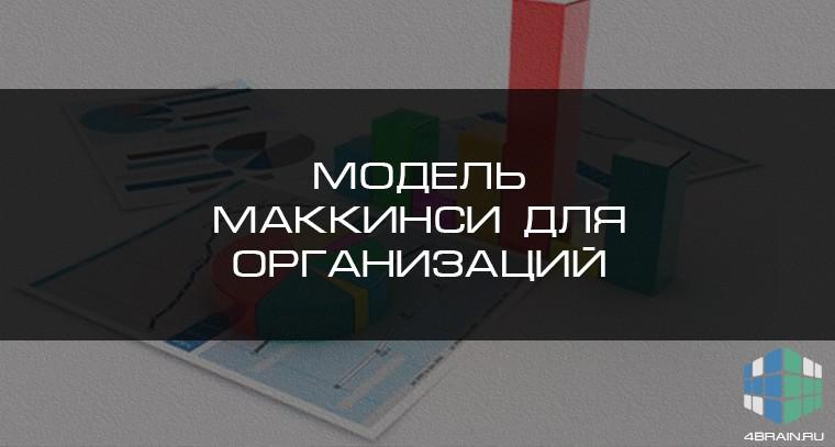 Модель МакКинси для организаций