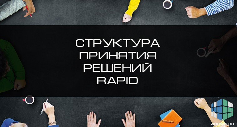 Структура принятия решений RAPID