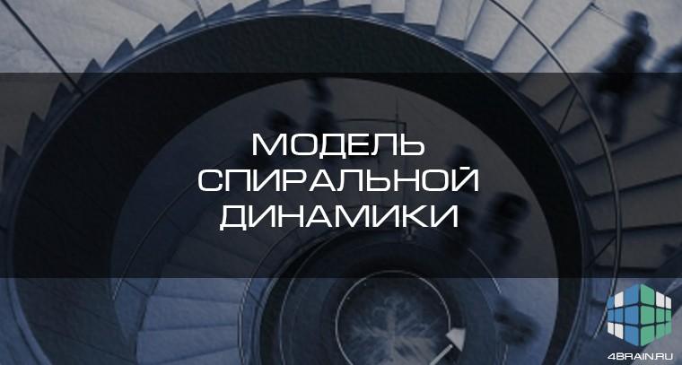 Модель спиральной динамики