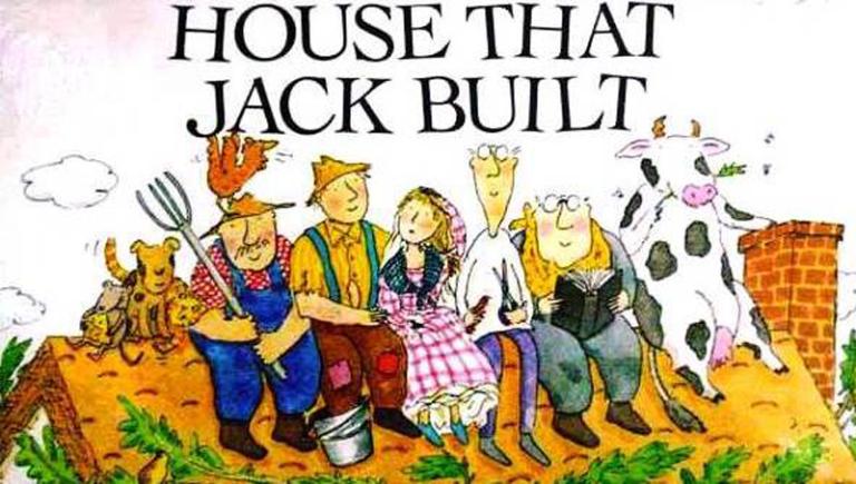 Дом, который построил Джек