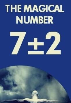 Семь плюс минус два (7 ± 2). Кошелек Миллера
