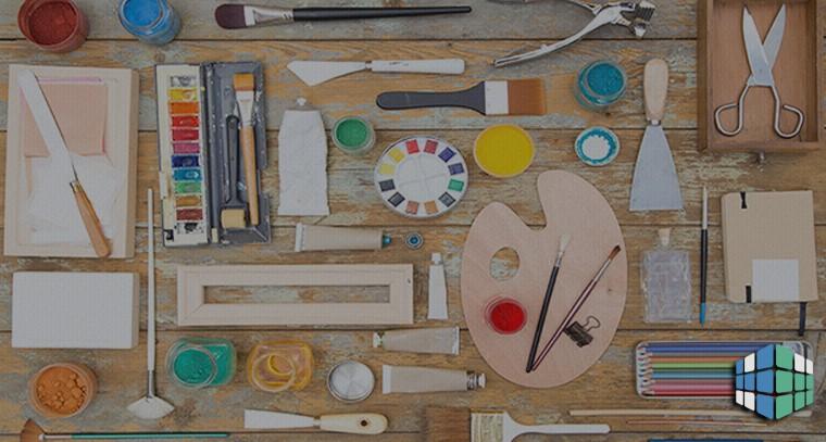 Инструменты для творчества