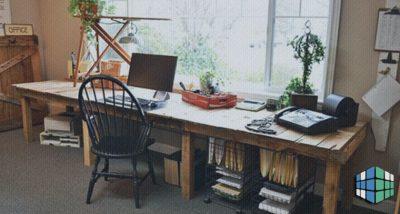 Организация рабочего места писателя