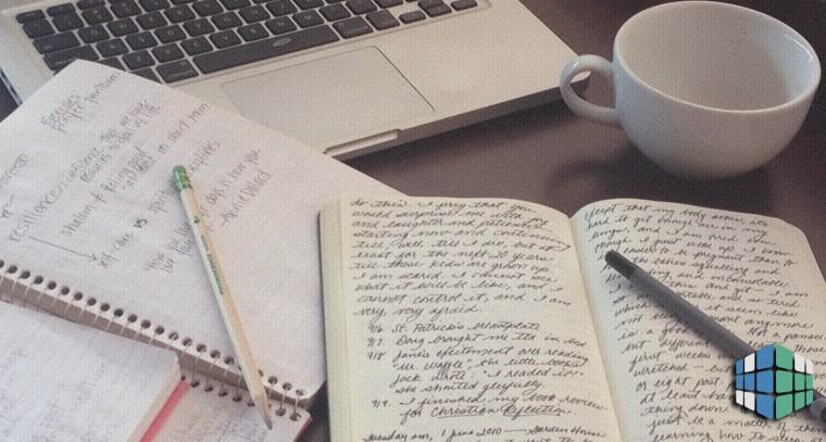 Общая тетрадь как инструмент для саморазвития