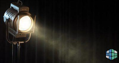 Эффект прожектора