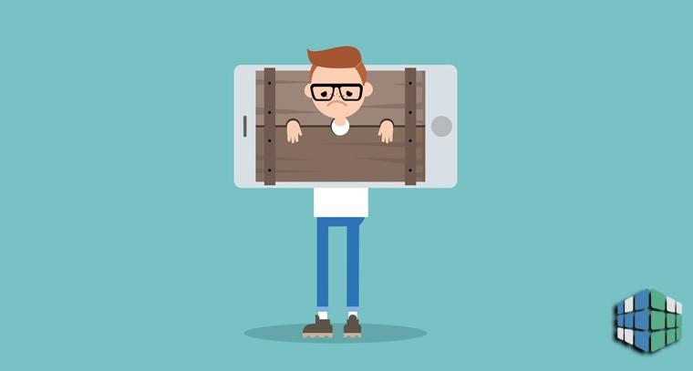 зависимость от смартфонов
