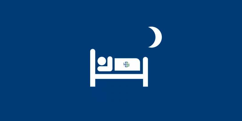 Как хорошо спать ночью