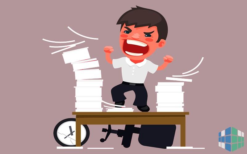 Стресс во время учебы: причины и предупреждение