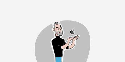 История логотипа Apple: пример создания успешного лого