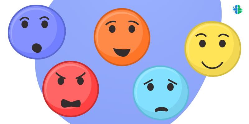 Управление эмоциями с помощью цвета