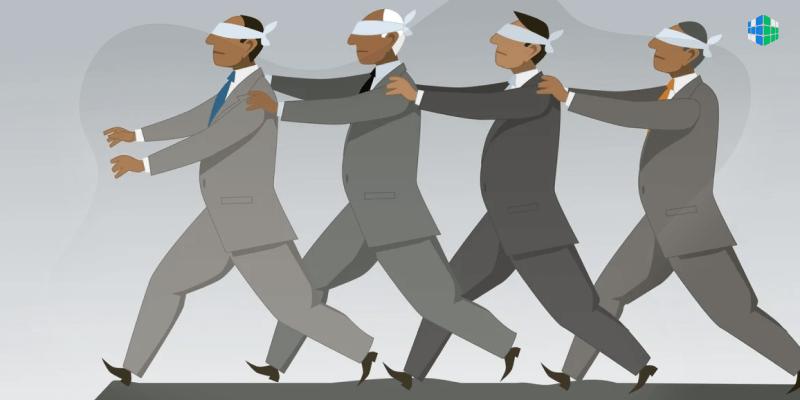 Групповое подкрепление как основание для ошибок группового мышления