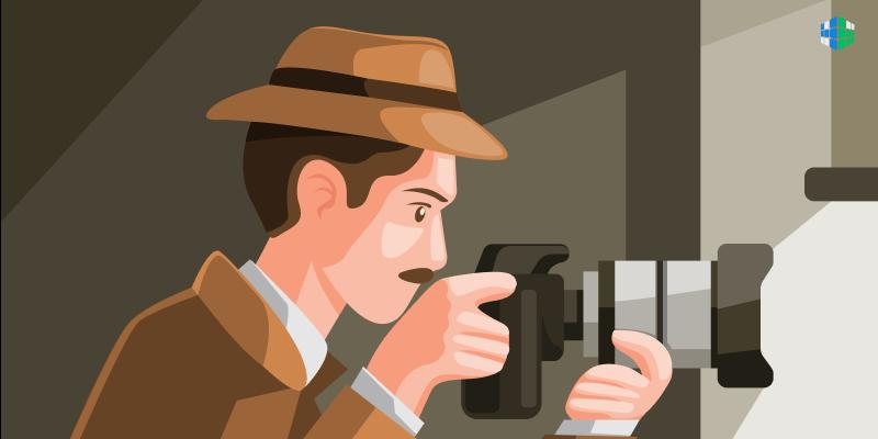 Станьте детективом, не выходя из дома