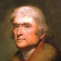 Томас Джефферсон - цитата о финансах