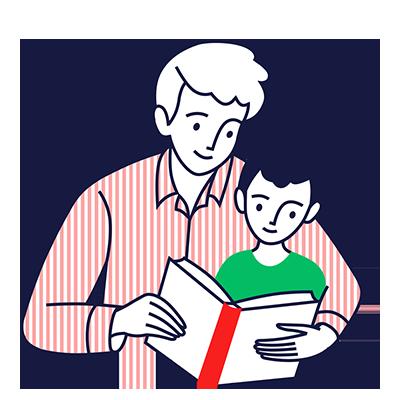 Как научить ребенка читать. Обучение детей чтению