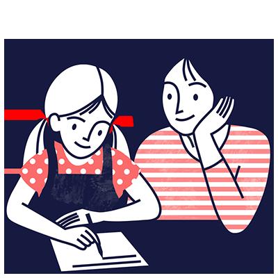 Как научить ребенка писать. Обучение письму
