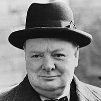 Уинстон Черчилль - цитата о журналистике