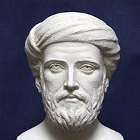Пифагор - цитата об умении считать