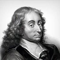 Блез Паскаль - цитата об умении считать