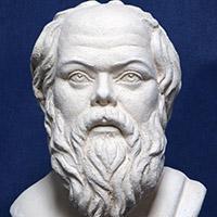 Сократ - цитата об общении
