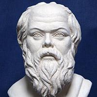 Сократ - цитата о питании