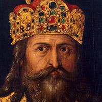 Карл Великий - цитата о языках