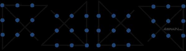 Решение задачи о 9 точках составные задачи и методика обучения их решению