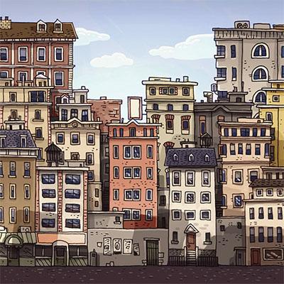 История урбанистики