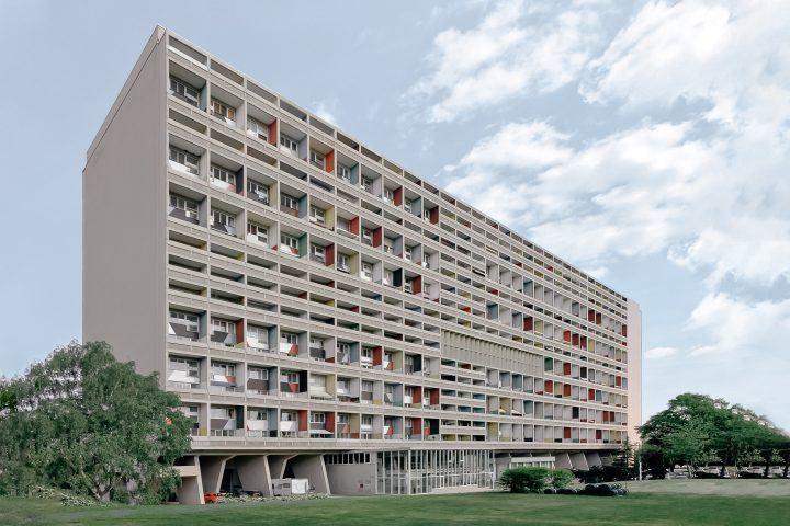 Жилой комплекс в Берлине