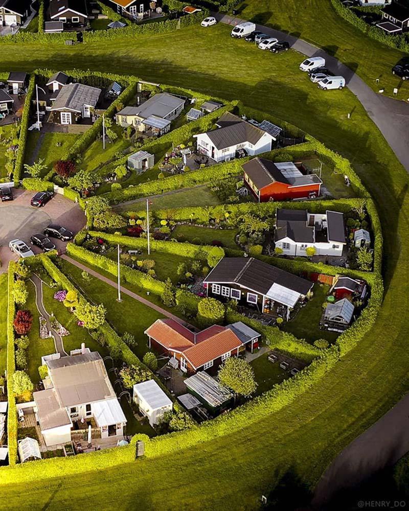 Город-сад Брондбю
