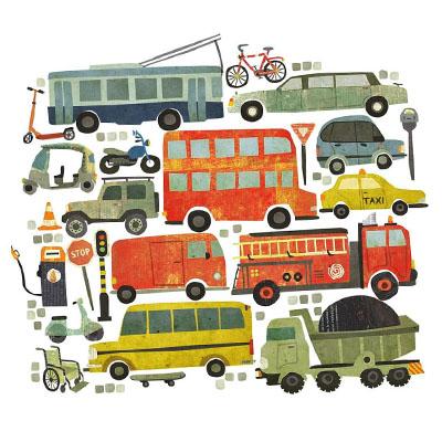 Транспортная инфраструктура города