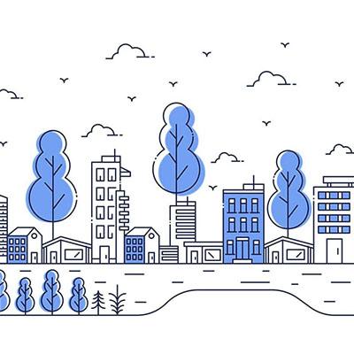 Дизайн городов